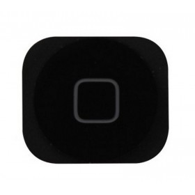 boton home iphone 5c preto