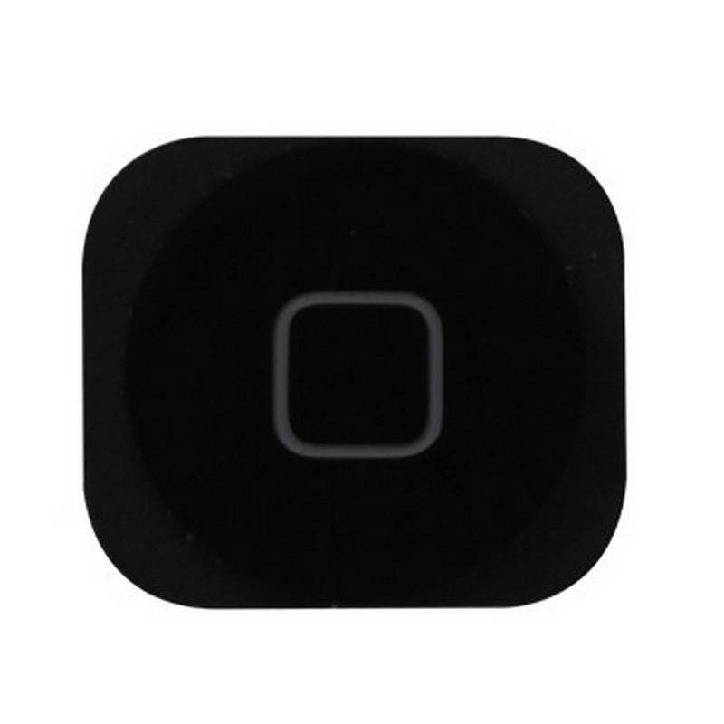 boton home iphone 5c preto