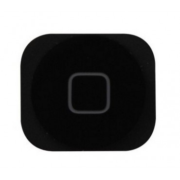 boton home iphone 5c negro