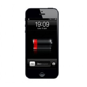 cambiar bateria iphone 5g