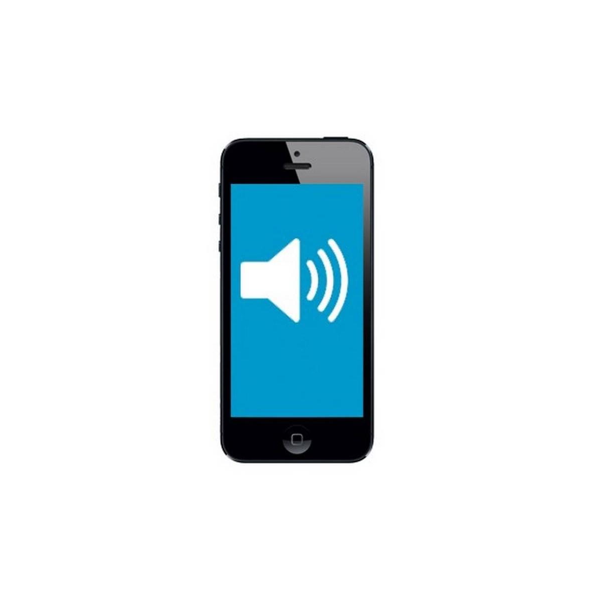 sustitucion del altavoz polifonico iphone 5 5s 5c