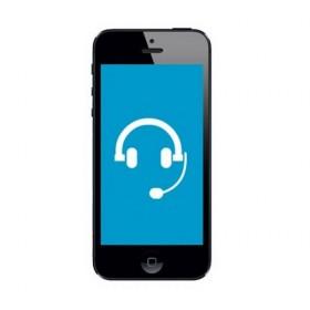 Reparación altavoz auricular iphone 5 5s 5c