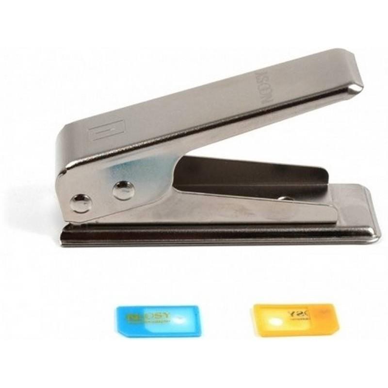 Cortador de tarjetas sim a MicroSim para iPhone 4