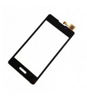 tactil LG L5 Optimus II E460 PRETO
