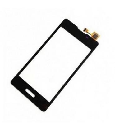 tactil LG L5 Optimus II E460 NEGRO