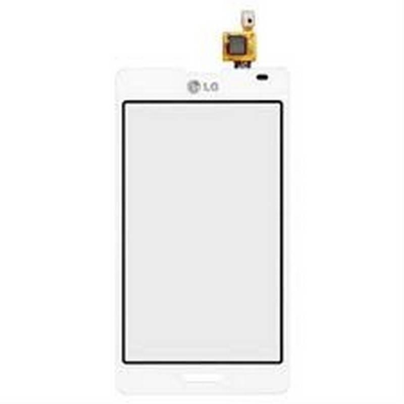 Pantalla táctil disponible blanca para LG Optimus L7 2, P710