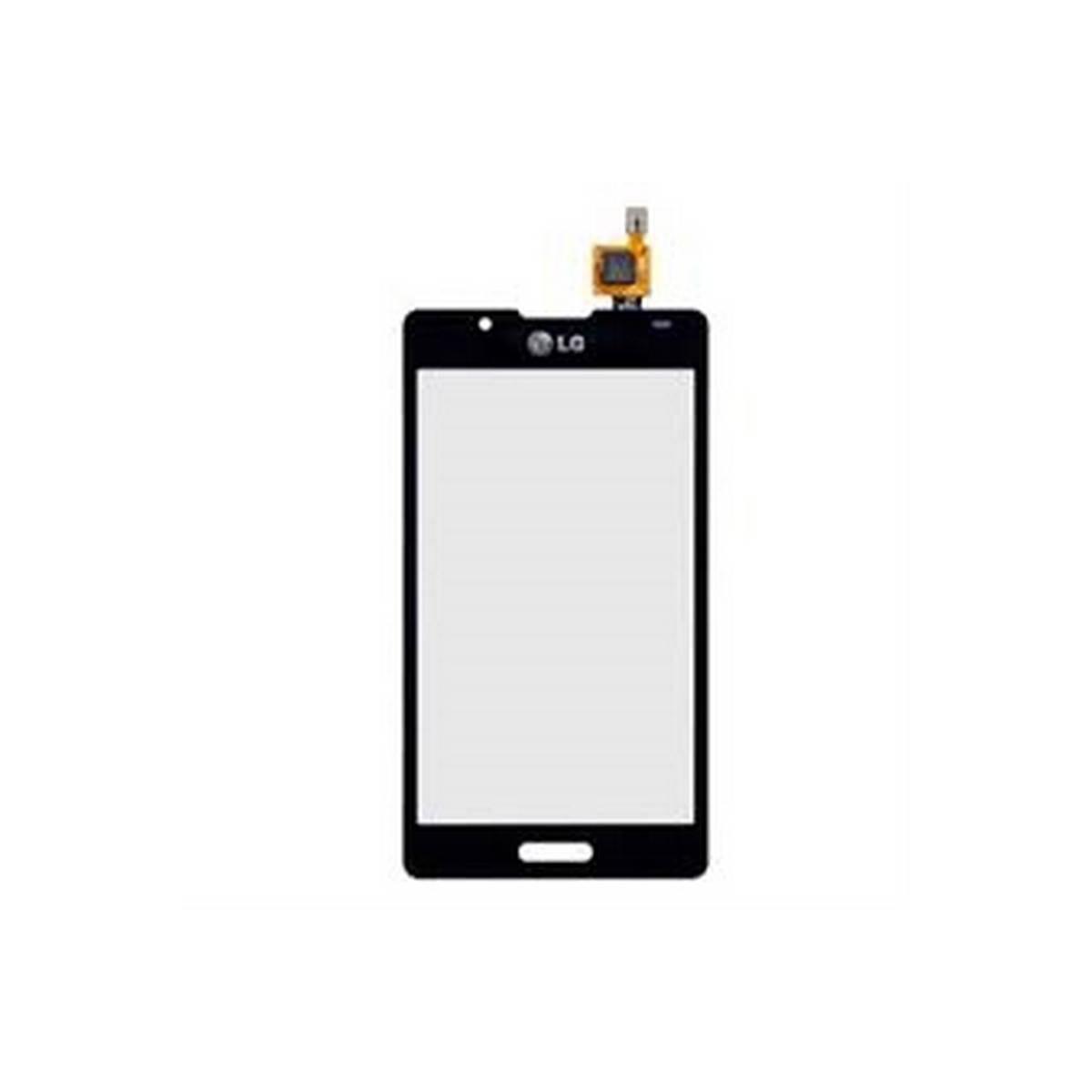 Pantalla táctil negra para LG Optimus L7 2, P710