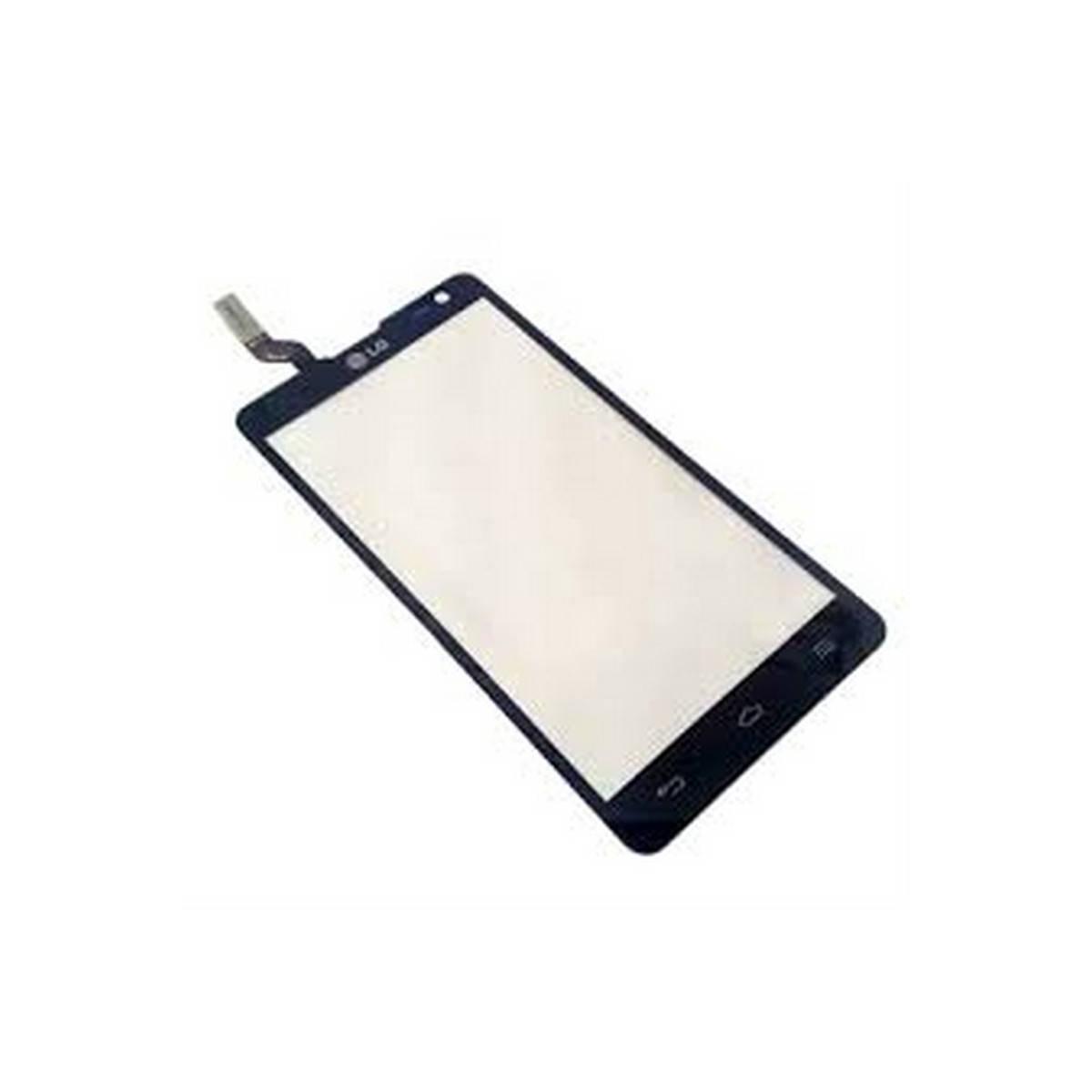 ecrã tactil LG L9 II D605 preta