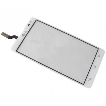 ecrã tactil LG L9 II D605 branco