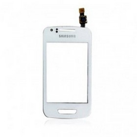 Ecrã tactil digitalizador Samsung WAVE e S5380 branco