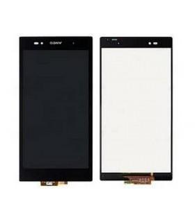 Ecrã completa (tactil +lcd)Sony Xperia Z Ultra -Preta