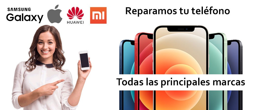 Repuestos y reparaciones moviles